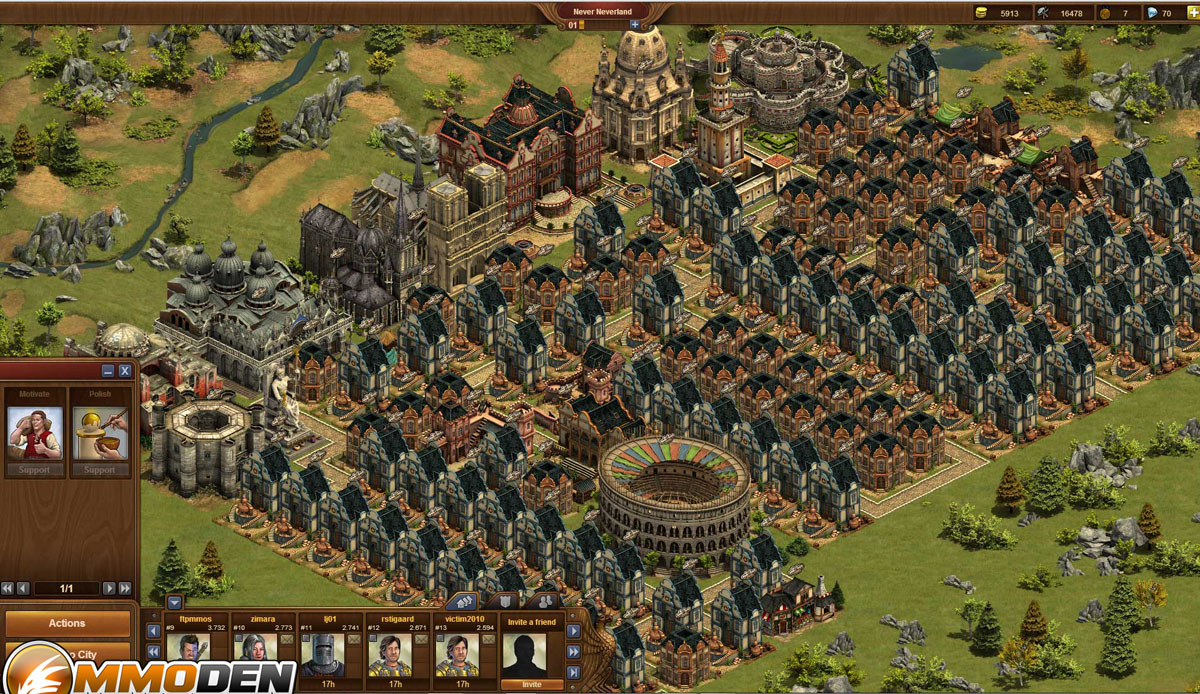 Forge of Empires Review, News, Videos & Walkthroughs | MMODen