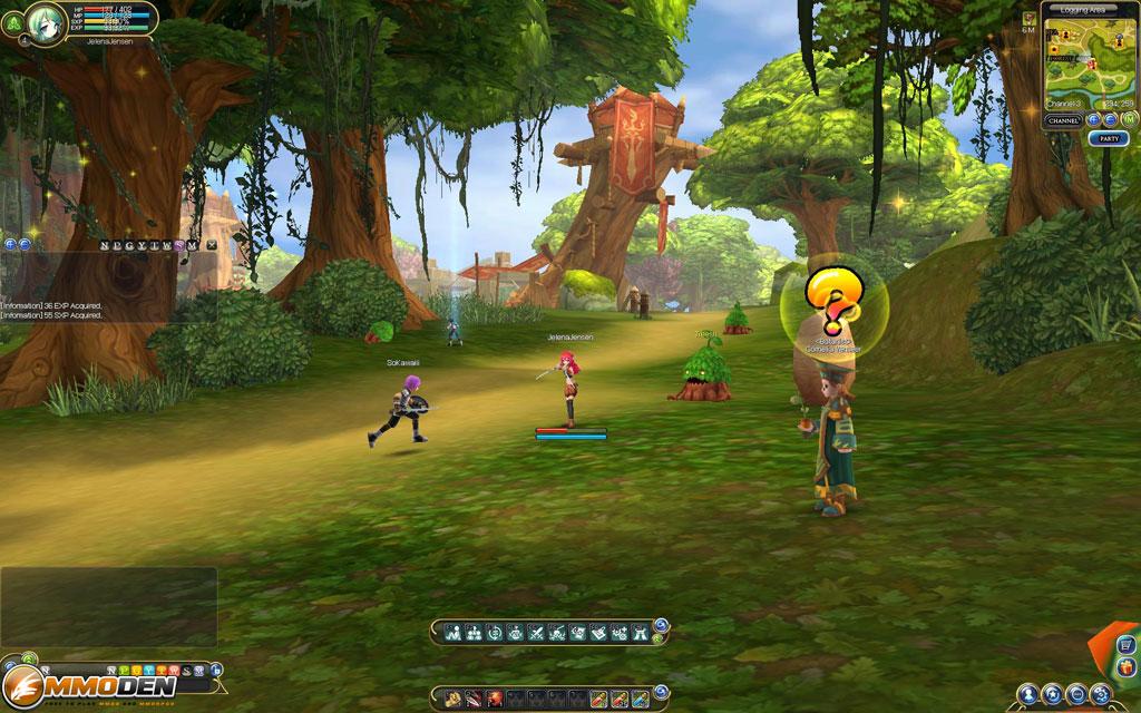 online games travel quest