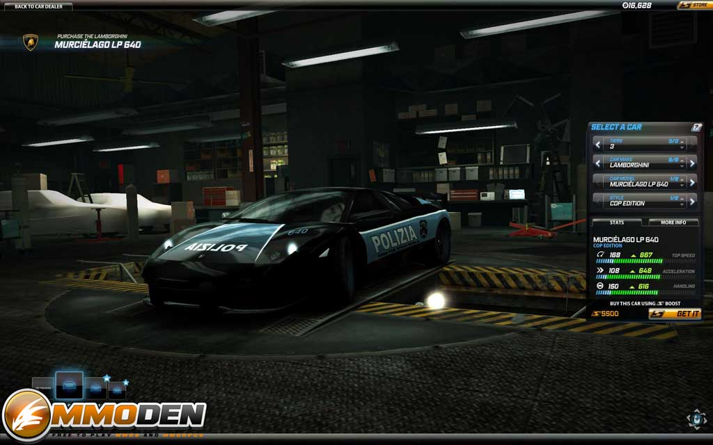 Need For Speed World Review News Videos Walkthroughs Mmoden