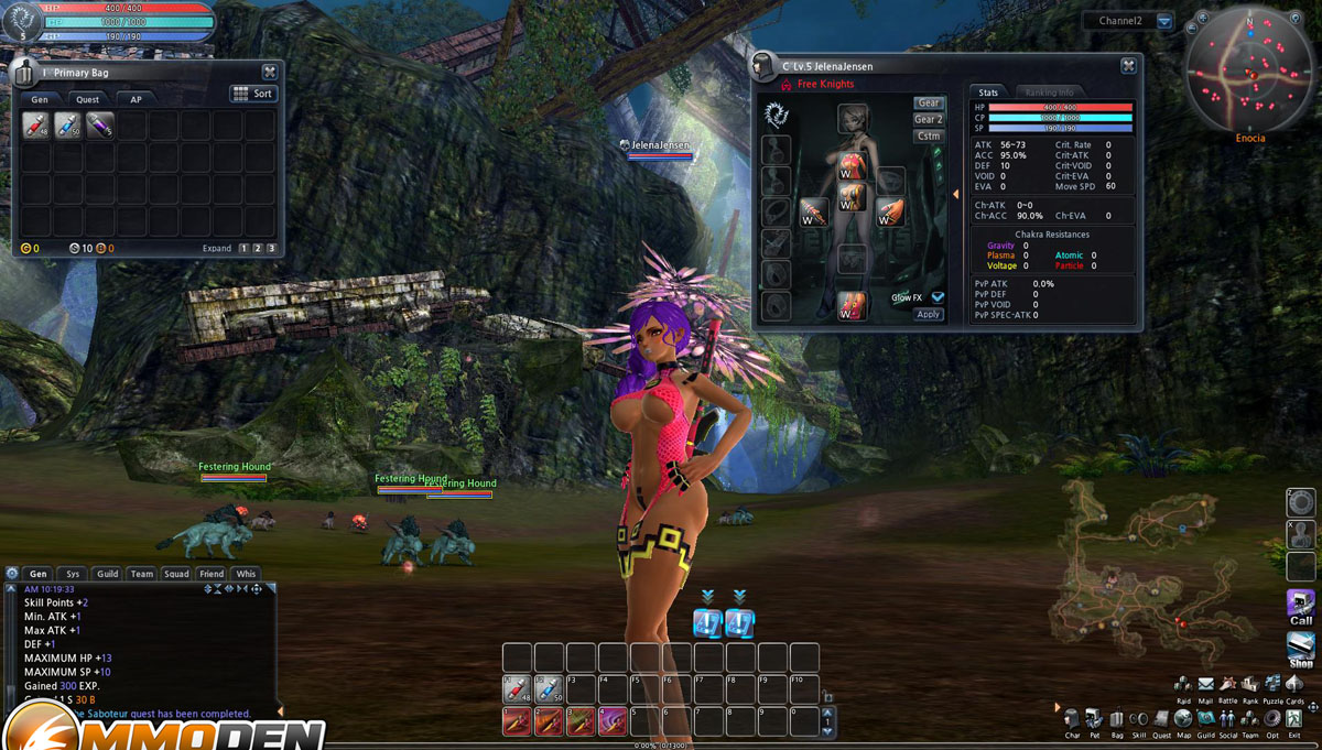 how to download scarlet blade online