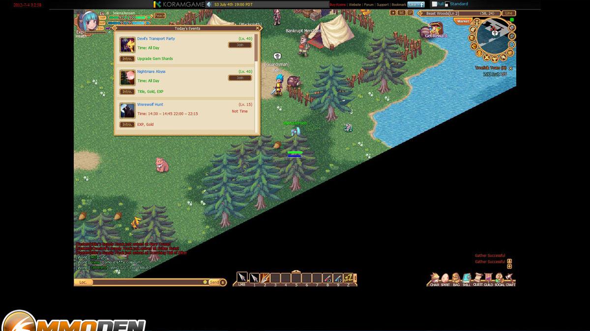 Koramgame - Three Kingdoms Online -Best Browser Based MMO ...