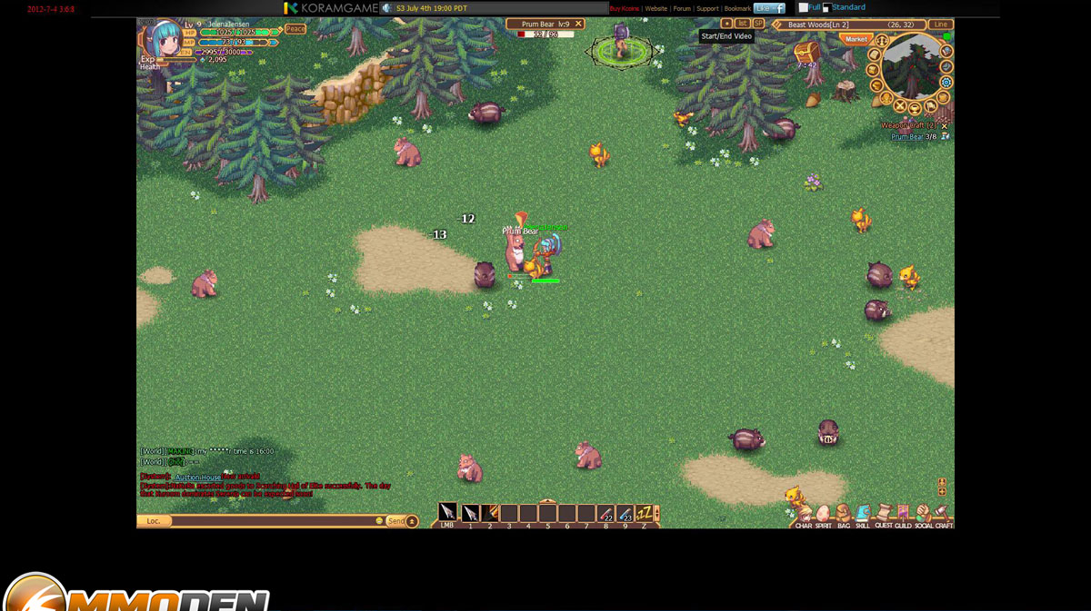 Dragon Born Review - MMOGameCentral.Com   N4G
