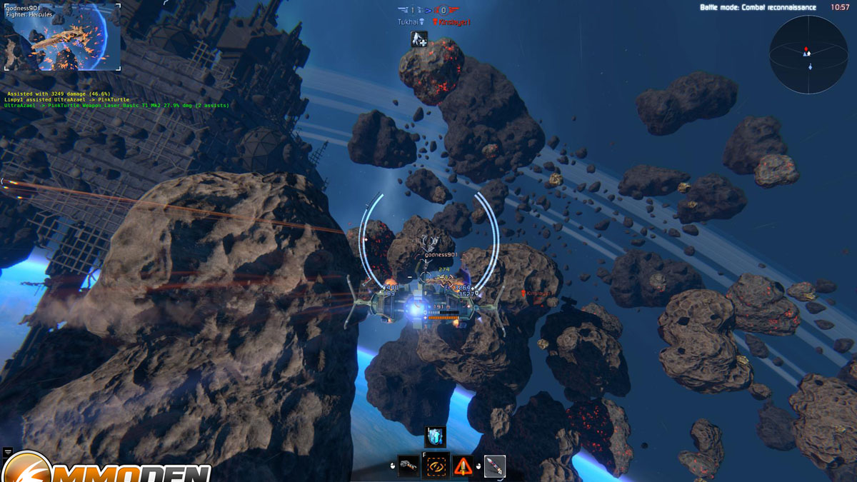 steam]Star Conflict- Free Space combat Flight Sim  by Federere