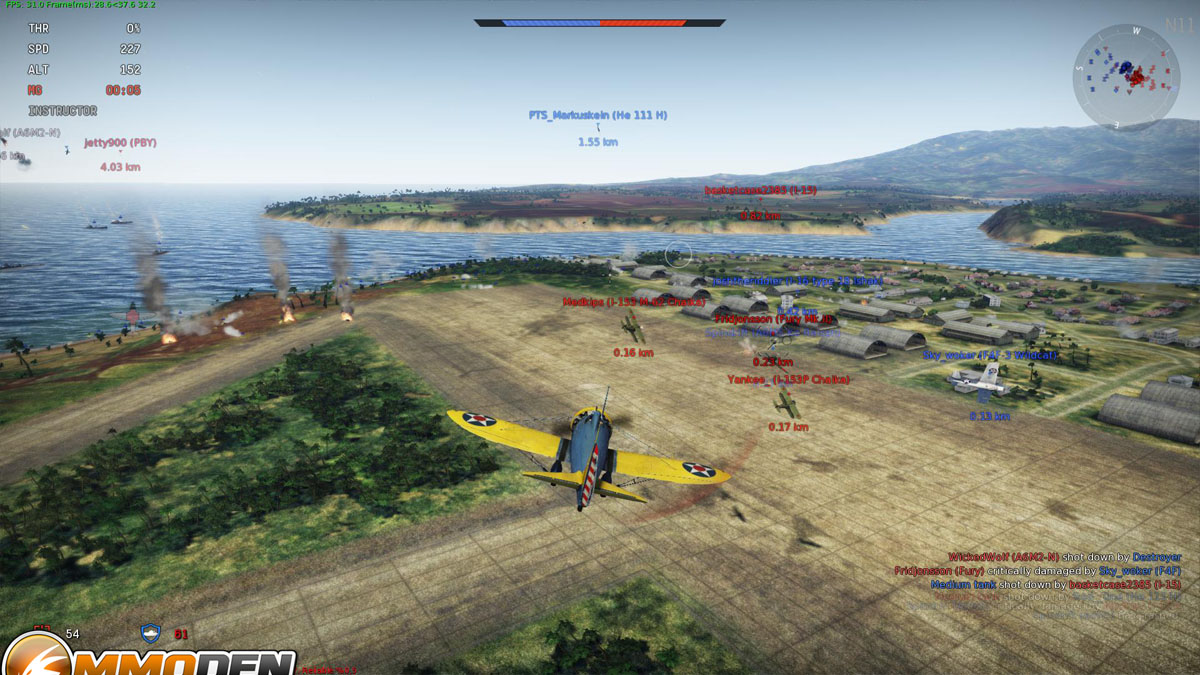 Хитрости в war thunder танки japanese heavy