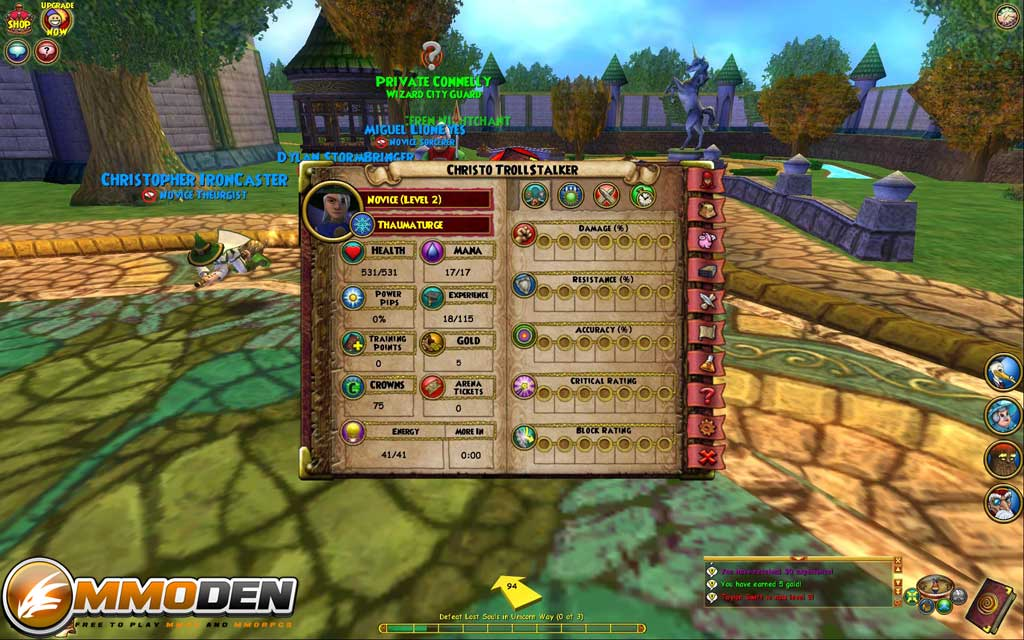 wizard101 for tablets