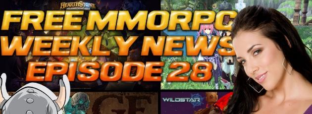 Free MMORPG Weekly News #28