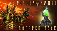 Fallen Sword Booster Pack Promo Giveaway