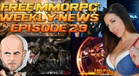 Free MMORPG Weekly News #29