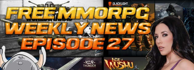 Free MMORPG Weekly News #27
