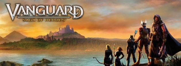 Vanguard Saga of Heroes