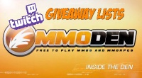 Free MMORPG September 2013 Twitch Monthly Giveaway Winners & Full List
