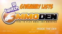 Free MMORPG August 2013 Twitch Monthly Giveaway Winners & Full List