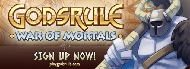 Godsrule Open Beta Test Key Giveaway