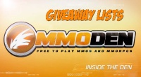 Free MMORPG July 8th 2013 YouTube Giveaway Winner & Full List