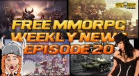 Free MMORPG Weekly News Episode #20