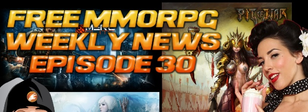 Free MMORPG Weekly News #30