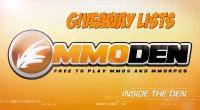 Free MMORPG June 24th 2013 YouTube Giveaway Winner & Full List